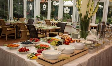 Tagungshotel Frühstücksbuffet