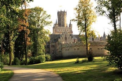 Hannover Schloss Marienburg